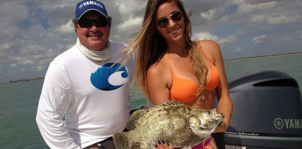 Jim and Brie Tripletail 1
