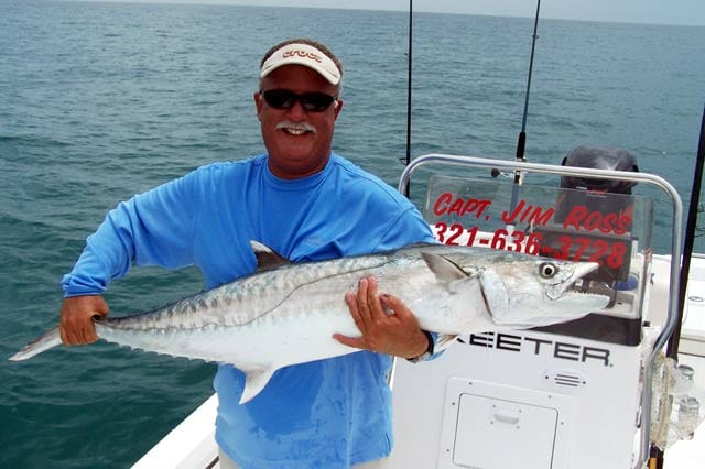 client with kingfish