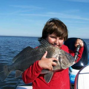 family charter black drum