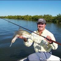jim ross redfish light tackle