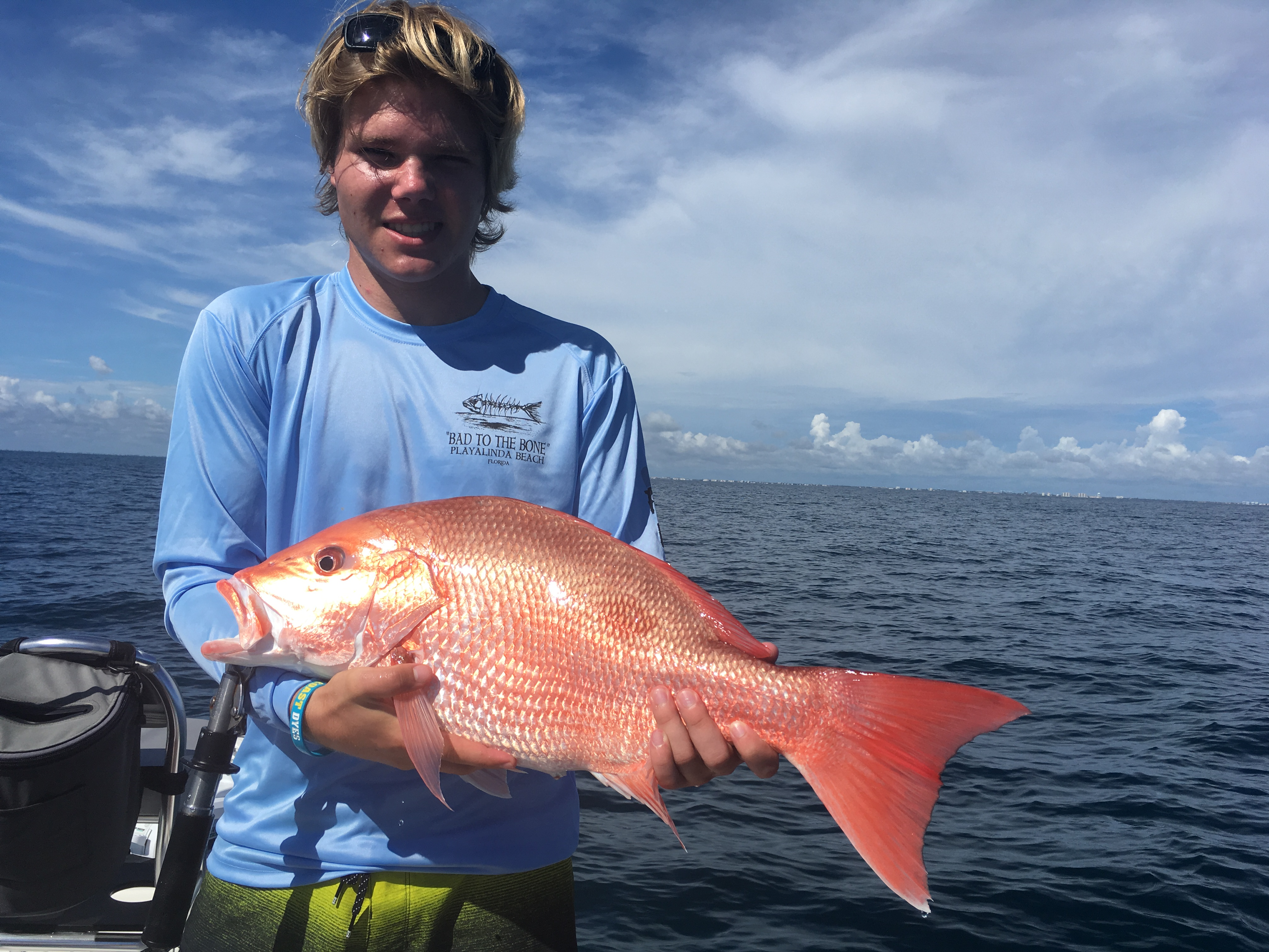 Cocoa Beach & Port Canaveral Fishing Report - Captain Jim Ross